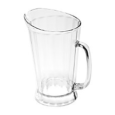Bouncer II Plastic Pitcher 60 oz