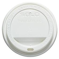 SOLO White Traveler Lid 12 16