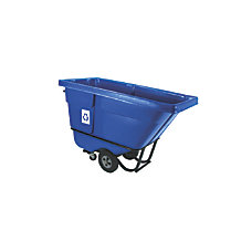 Rubbermaid Recycling Tilt Truck 38 58