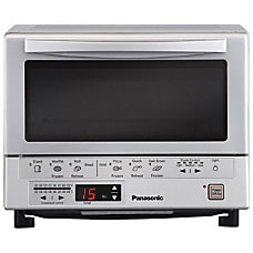 Panasonic FlashXpress Toaster Oven with Double