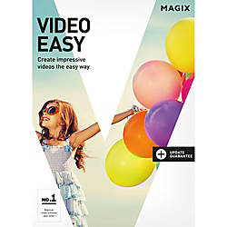 MAGIX Video easy Download Version