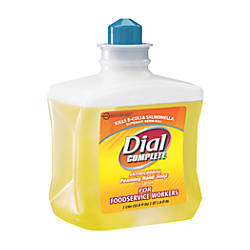 Dial Antimicrobial Foaming Hand Soap For