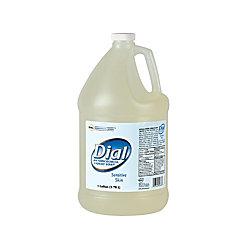 Dial Antimicrobial Soap For Sensitive Skin 1 Gallon Case