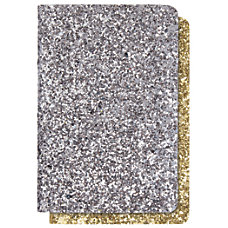 Divoga Chunky Glitter Journal 4 x