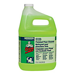 Mr Clean Finished Floor Cleaner 1 Gallon Bottle Unscented