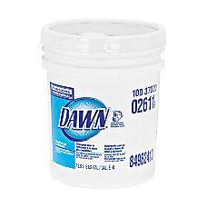 Dawn Dishwashing Liquid Original Scent 5