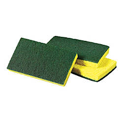 Scotch Brite Medium Duty Scrubbing Sponge