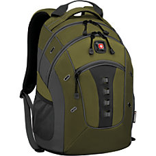 Wenger Granite Laptop Backpack With 16