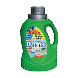 dynamo 2x he liquid laundry detergent sunrise fresh 50 oz case of 6 by office depot officemax. Black Bedroom Furniture Sets. Home Design Ideas