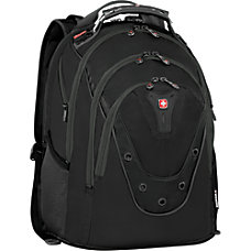 SwissGear Ibex Backpack With 17 Laptop