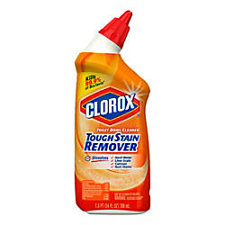 Clorox Toilet Bowl Cleaner With Bleach