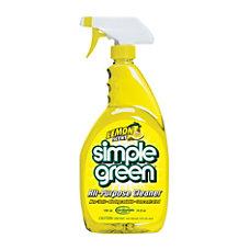 Simple Green All Purpose Cleaner Lemon