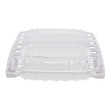 Dart ClearSeal Plastic Hinged Container 83