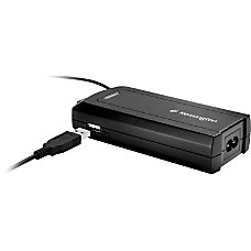 Kensington Laptop Power Adaptor with USB