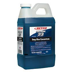 Betco Deep Blue Glass Cleaner 152