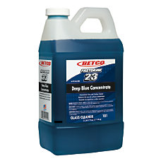 Betco Deep Blue Glass Cleaner 152