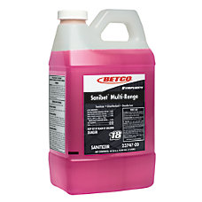 Betco Sanibet Multi Range Sanitizer 152