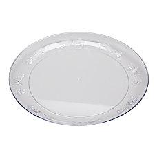 Designerware Plastic Plates 7 12 inches