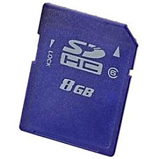 HP 8 GB SDHC