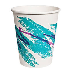 Solo Jazz Hot Paper Cups 10