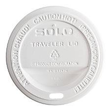 Solo Traveler Drink Thru Lids 10