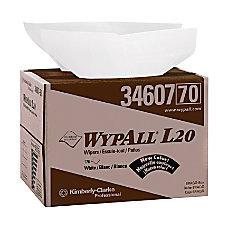 WYPALL L20 Wipers BRAG Box 12