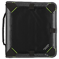 Five Star Expandable Panel Zippered Binder