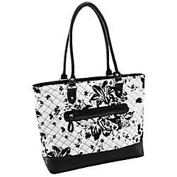 Parinda Aaryn Quilted Fabric Tote With