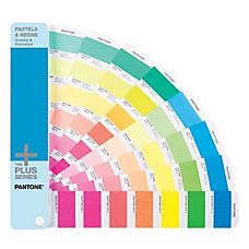 Pantone PASTELS NEONS Coated Uncoated Reference