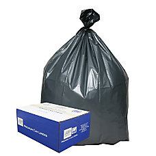 Webster Platinum Plus Trash Can Liners