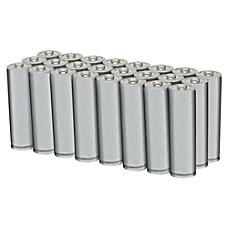 SKILCRAFT Alkaline AA Batteries Pack Of