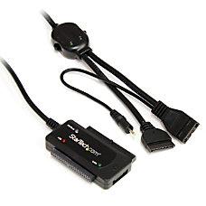 StarTechcom USB 20 to SATAIDE Combo