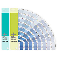 Pantone CMYK Coated Uncoated Reference Printed