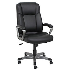 BarcaLounger Faux Leather High Back Chair