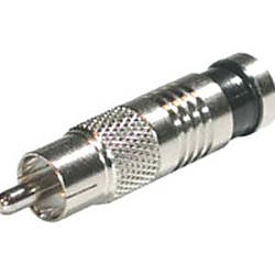 C2G RG59 Compression RCA Connector 50pk