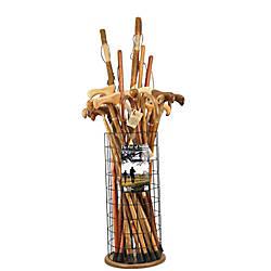 Brazos Walking Sticks Medical Package Wood