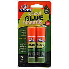 Elmers School Glue Naturals Glue Stick