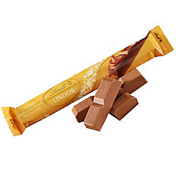 Lindt Lindor Caramel Sticks 13 Oz