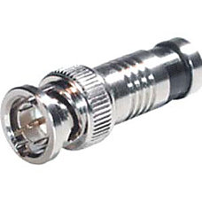 C2G RG6 Compression BNC Connector 20pk