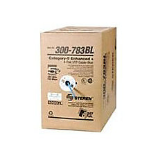 Steren Cat 5E UTP Bulk Cable