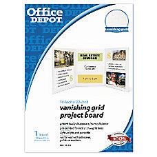 Office Depot Brand Vanishing Grid Presentation