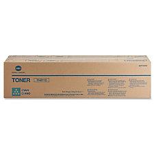 Konica Minolta TN 611C Toner Cartridge