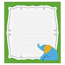 Carson Dellosa Parade of Elephants Notepad