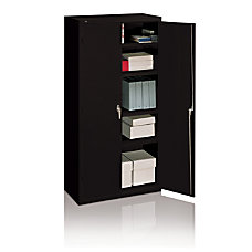 HON Steel Storage Cabinet 3 Shelves