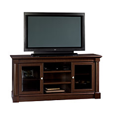 Sauder Palladia Entertainment Credenza For 60
