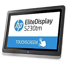 HP Elite S230tm 23 LED LCD
