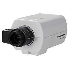 Panasonic WV CP300 Surveillance Camera Color