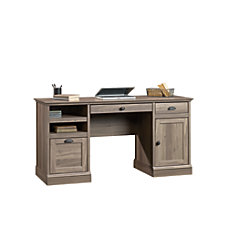 Sauder Barrister Lane Engineered Wood Executive