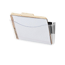 Rubbermaid Unbreakable Magnetic Wall File Letter