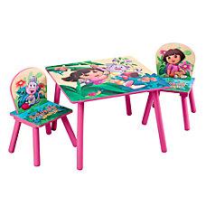 Disney Table Chair Set Dora